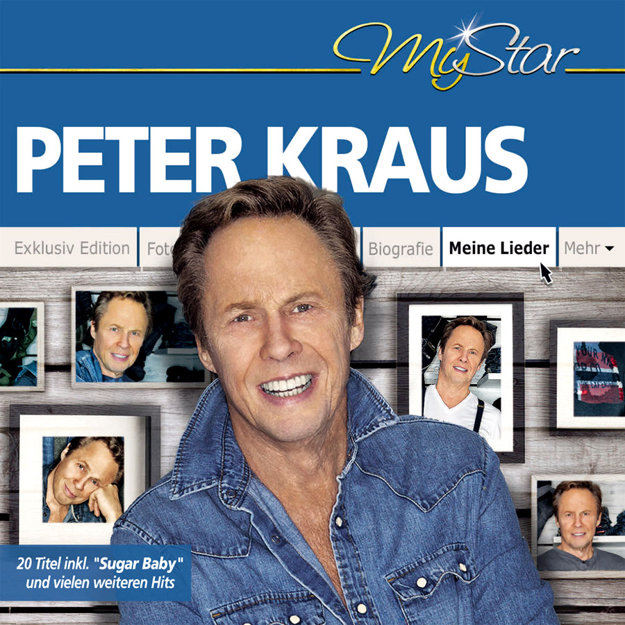 My Star - Peter Kraus