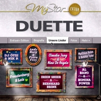 MY STAR - EXTRA (DUETTE)